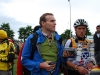 Aaron collects GPS (Portugal ARWC 2009)