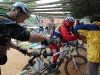 Almost ready to go (Portugal ARWC 2009)