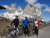 At passo Sella (Cycling Dolomites)