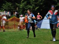 Emily finishes 1 (OO.cup, Slovenia)