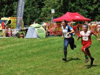 Emily finishes 2 (OO.cup, Slovenia)
