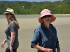 Holly and Mum in Wainui Inlet (Takaka 2013)