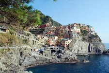 View of town 2 (Manarola, Italy) resize exposure