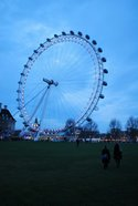 The london eye (London, England) resize