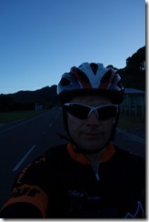 Cris goes cycling (Takaka 2013)