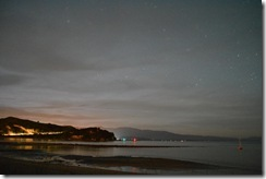 Ligar Bay by night (Takaka 2013)