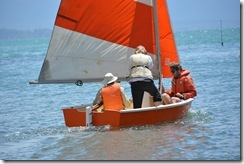 Heading off for a sail (Takaka 2013)