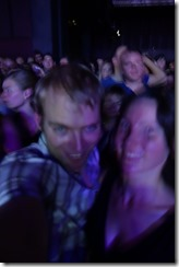 Bopping to the Cat Empire (Zurich)