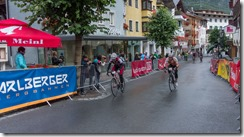 Sprint finish (Arlberg Giro 2015)