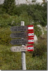 Directions (Dolomites, Italy)