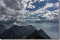 So much view (The Three Sisters, Liechtenstein)