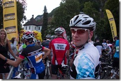 Cris before the start (Rund um Vorarlberg 2015)_resize