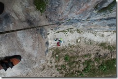 Looking down (Summer holiday 2015)