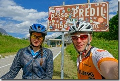 Passo Predil 4 (Summer holiday 2015)