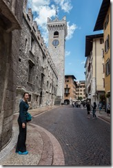 Snooping around Trento (Summer Holiday 2015)