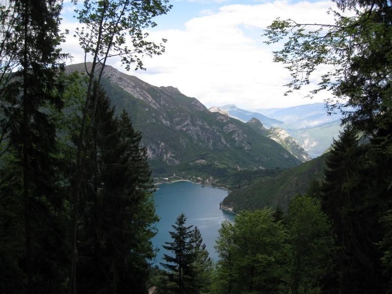 Blue water (Lago di Garda, Italy)