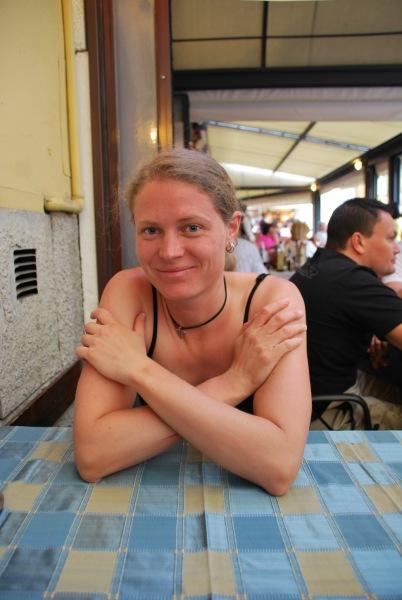 Eating out (Lago di Garda, Italy)