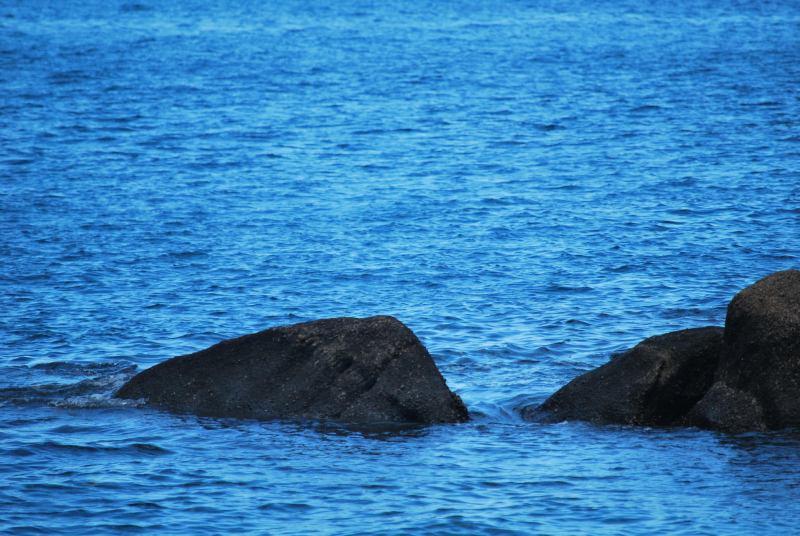 Blue water (Abel Tasman NP)