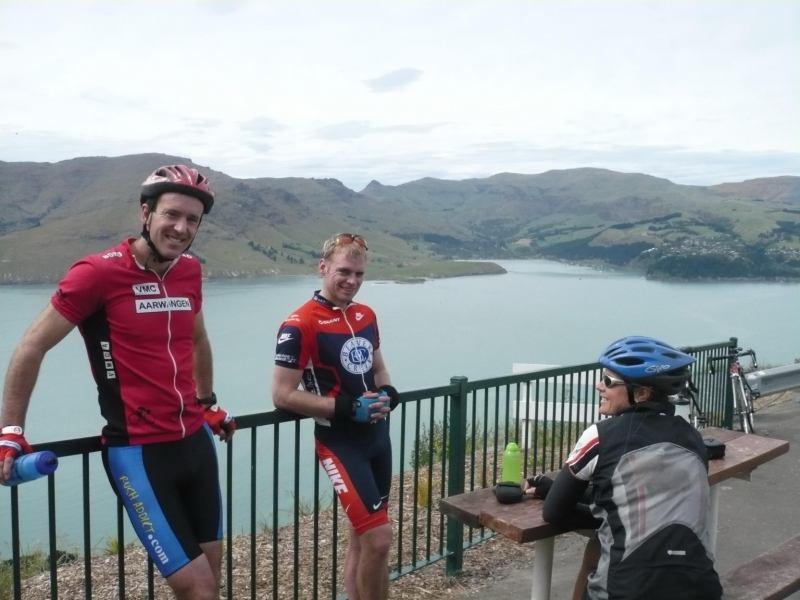 Chris, Cris, Frauke (Tuesday Worlds, Christchurch)