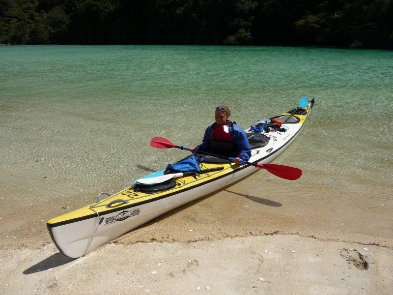 Kayaking 2 (Abel Tasman NP)