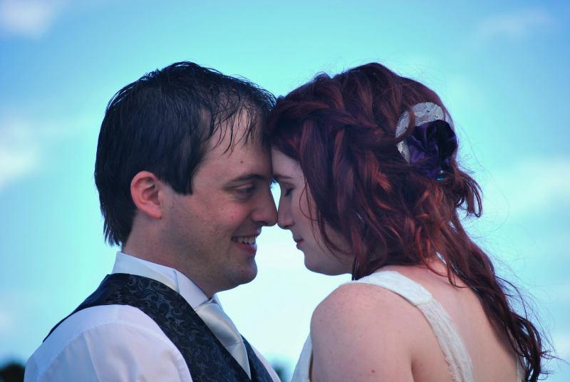 Wuve twue wuve (Simon and Anita's Wedding)