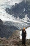 Mikey and Caroline Glacier (Ball Pass Dec 2013)