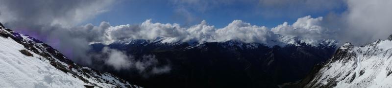 Panorama (Hopkins Valley Tramp Jan 2015)