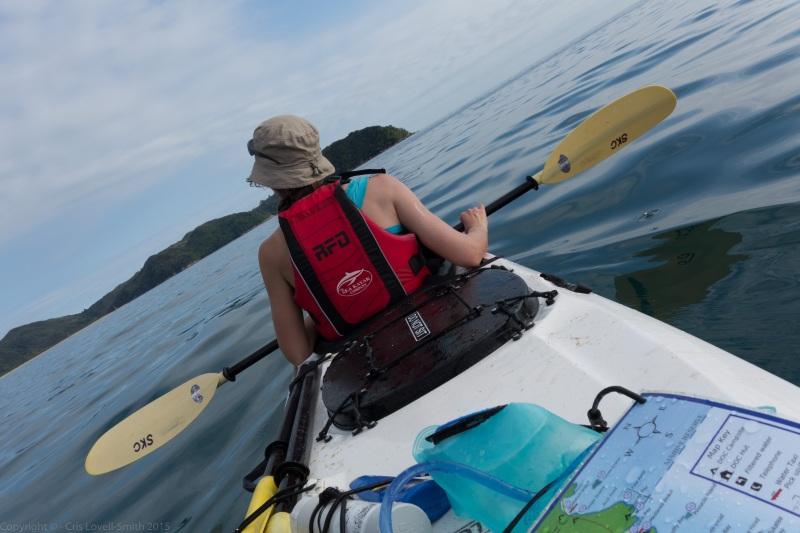 Kayaking (Seakayaking Abel Tasman Dec 2014)