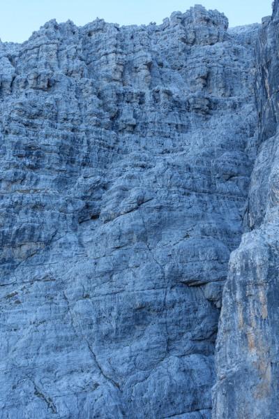 Lots of rock (Brenta Dolomites 2016)
