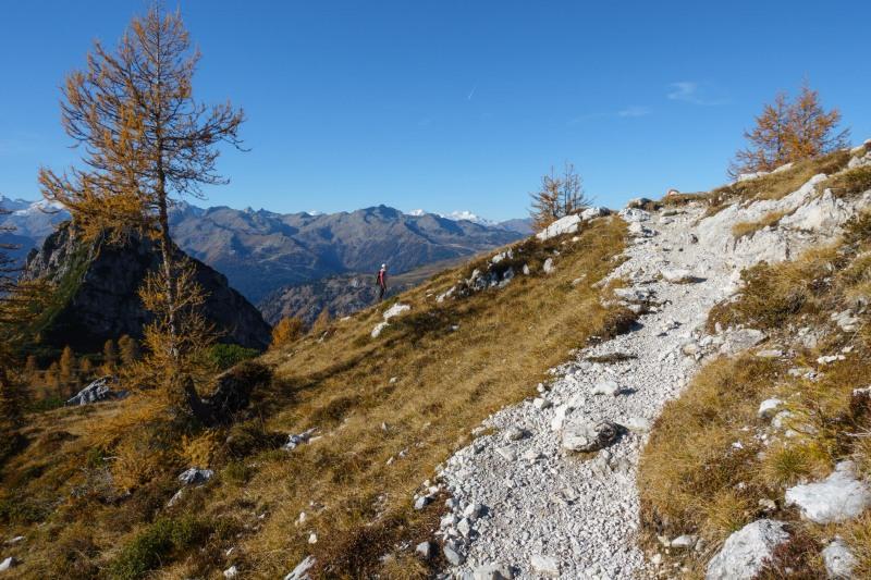 A nice sunny day (Brenta Dolomites 2016)