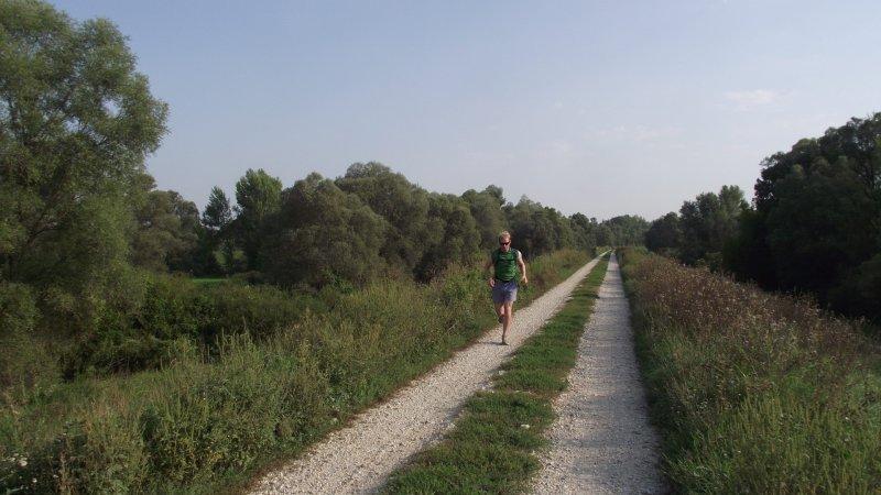 Cris running (Hungary)