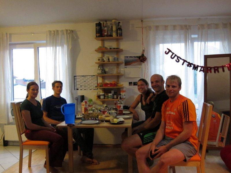 Dinner at Julian\'s (Freiburg)