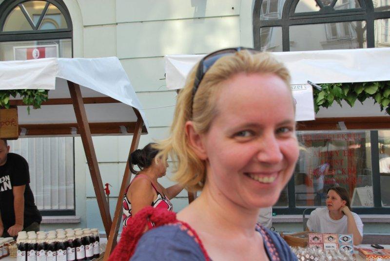 Edit in soft focus (Gyor, Hungary)