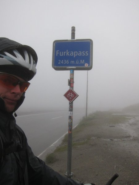 Furkapass 2436 m (Switzerland)