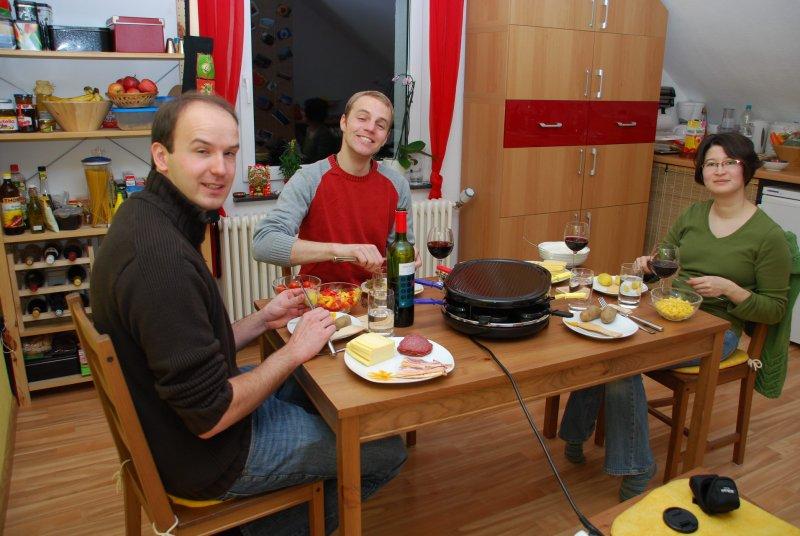 Raclette (Freiburg, Germany)