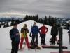 At the top 2 (Ski touring, Allgaeu)