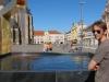Brendan and the golden whatsit (Plzen, Czech Republic)