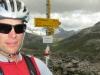 Cris at Sertigpass (Switzerland)