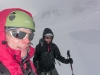 Crappy weather (Ski touring Jamtalhuette)