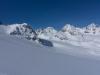 View of the Jamtalferner (Ski touring Jamtalhuette)