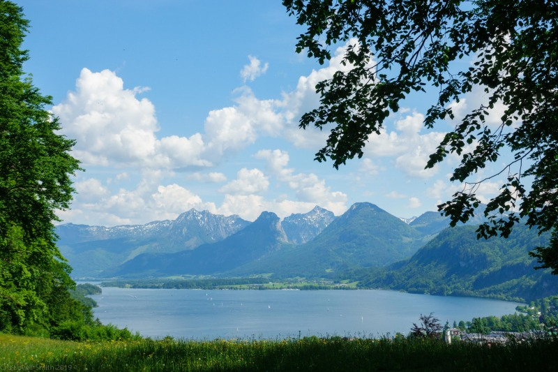 View across the lake (Climbing Holiday June 2019)