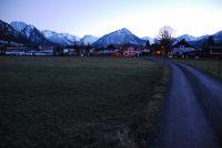 Walking home 2 (Oberstdorf, Germany)