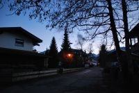 Walking home (Oberstdorf, Germany)
