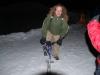 Franzi on bike (NTC am Nebelhorn, Germany)
