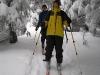 Julian and Jana (Ski Touring, Schwarzwald, Germany)
