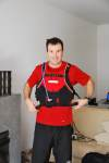 Chris with life vest (Portugal ARWC 2009)