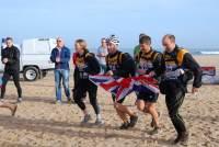 Helly Hanson come into the finish (Portugal ARWC 2009)