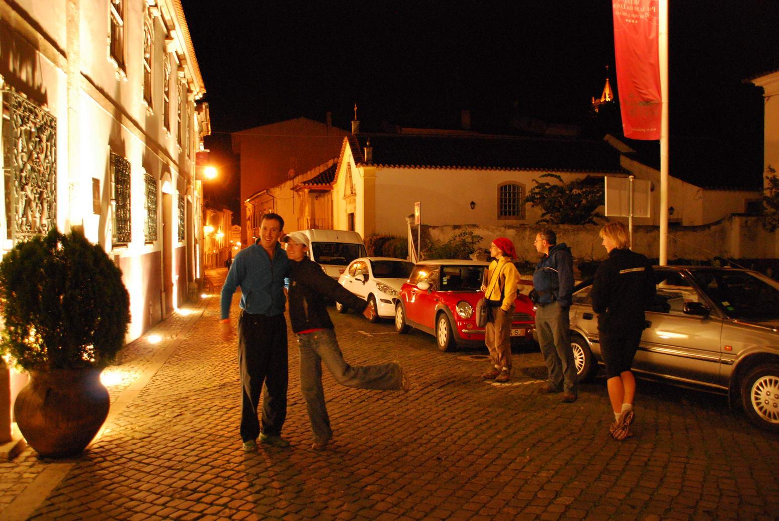 Chris and Kati (Portugal ARWC 2009)
