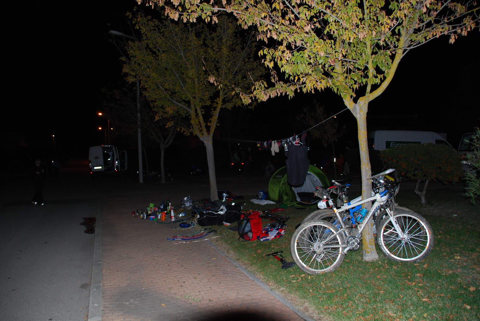 Gear ready for Nike in A3 (Portugal ARWC 2009)