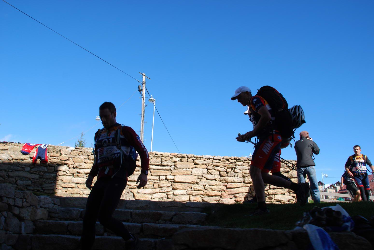 Nike enters A2 (Portugal ARWC 2009)